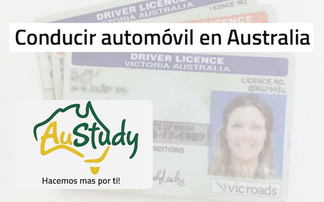 Conducir automóvil en Australia