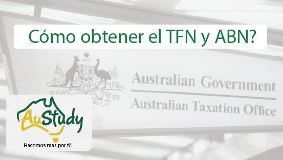 Cómo obtener el TFN y ABN?